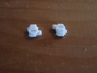 1:24/1:25 Scale Carter/Edelbrock Carbs Set of 2