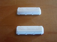 Edelbrock Big Block Ford Motorsports Valve Covers Set of 2