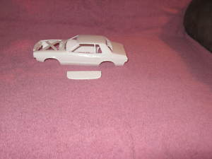 77 Mustang II Coupe Resin Body